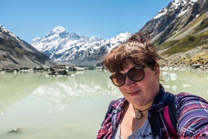 Kamila Napora w Nowej Zelandii