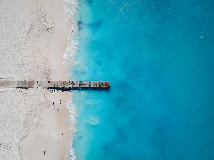 TOP 25. Najlepsze plaże świata