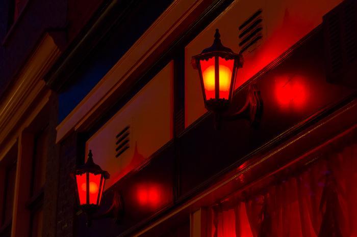 Czerwone latarnie