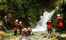 Kanioning jest bardzo popularny w Słowenii