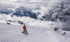 Dolina Zillertal. Ośrodek narciarski Penken