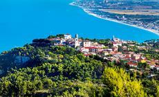 Region Marche to również 180 km wybrzeża Adriatyku