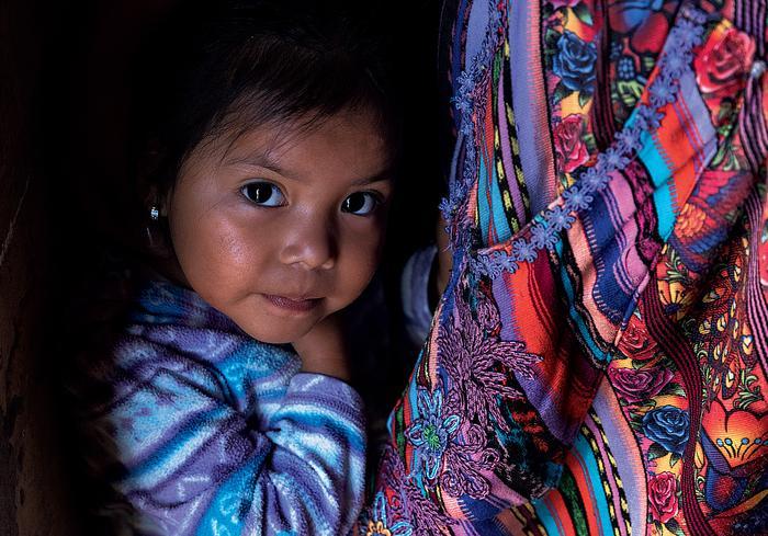 Gwatemala portret