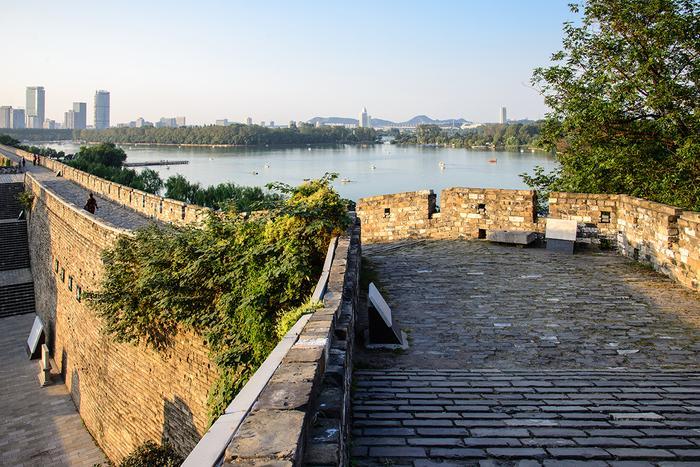 Mury miejskie Nankin