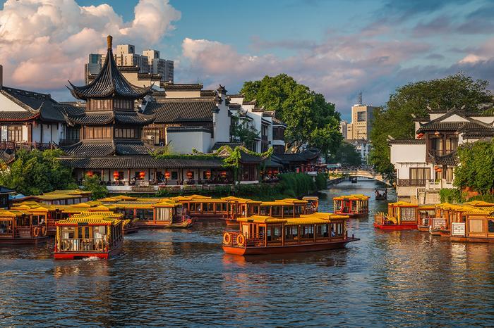 Nankin – dawna stolica Chin