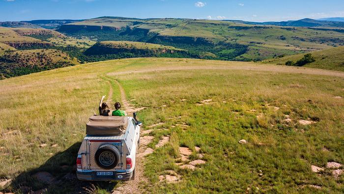 Przełęcz Long Tom – tuporaz pierwszy zjeżdżamy z asfaltu