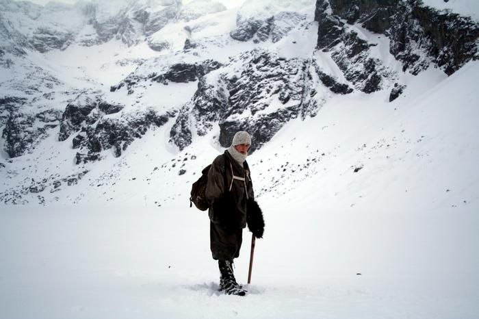 Maks Rębisz podąża śladami Ernesta Shackletona... w Tatrach