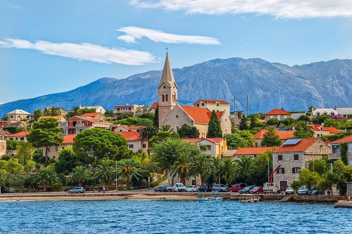Dalmacja to najpopularniejszy region Chorwacji