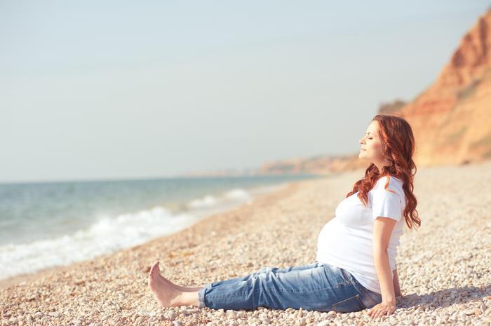 Podróżowanie w ciąży