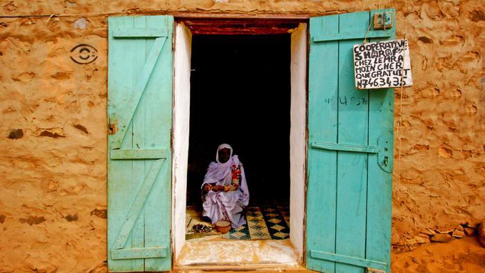 Szinkit w Mauretanii