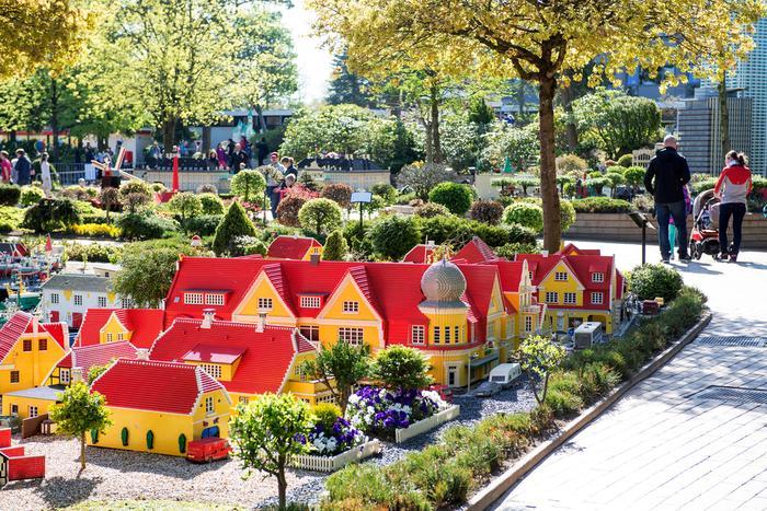 Legoland w Billund
