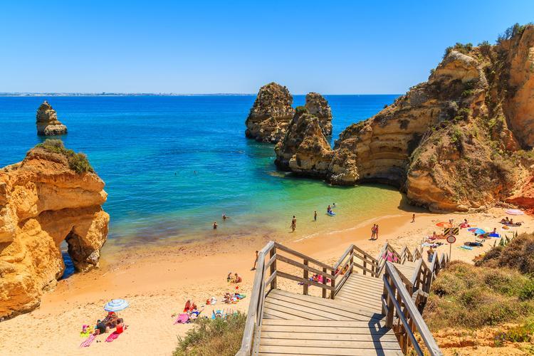10 pięknych plaż Algarve
