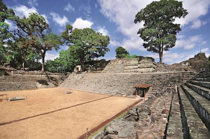 Ruiny Copán, fot. shutterstock.com