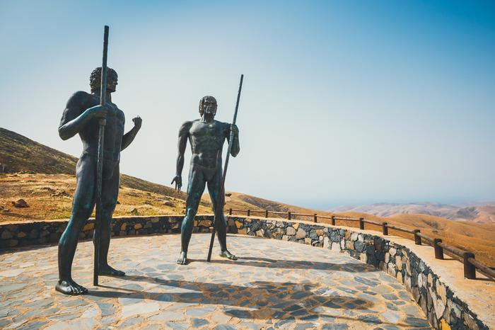 Pomnik poświęcony Guanczom