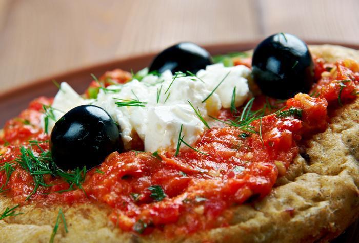 Dakos, przysmak kuchni Krety