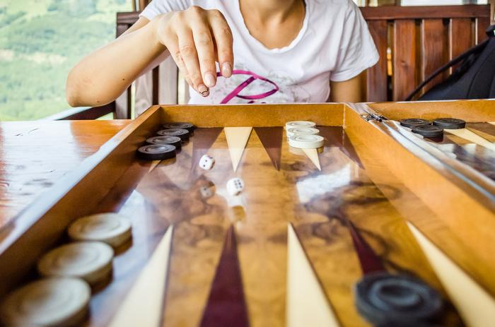 Backgammon (tavla)