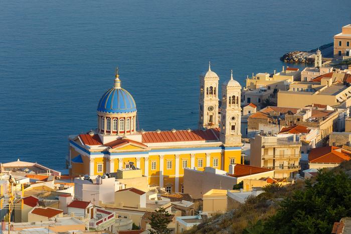 Siros, kościół św. Mikołaja