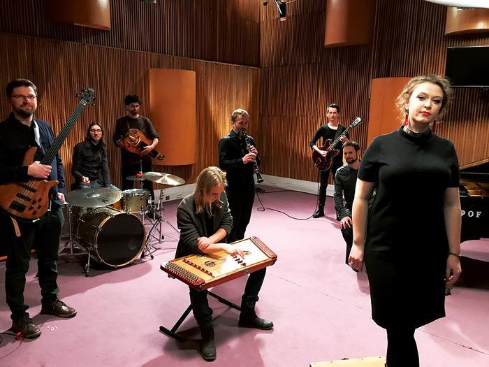 Bieszczadzki zespół Tołhaje gra mieszankę folku zewspółczesnymi brzmieniami