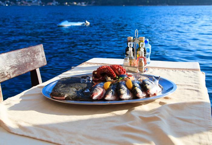 Ryby w kuchni chorwackiej