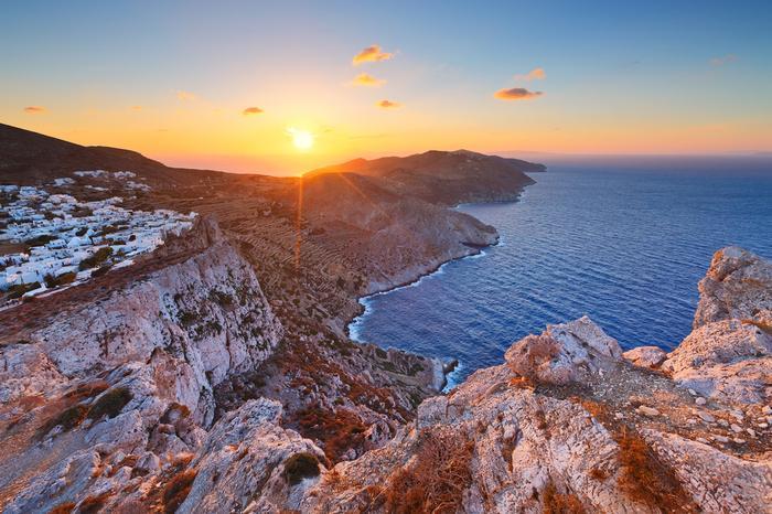 Wyspa Folegandros