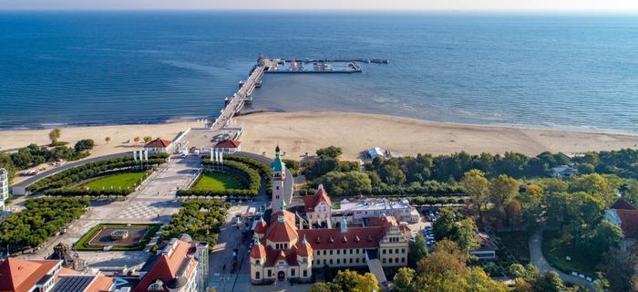 Atrakcje Sopotu to nie tylko molo i zatłoczony Monciak