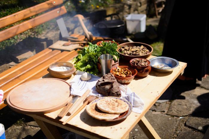 Przysmaki kuchni bułgarskiej