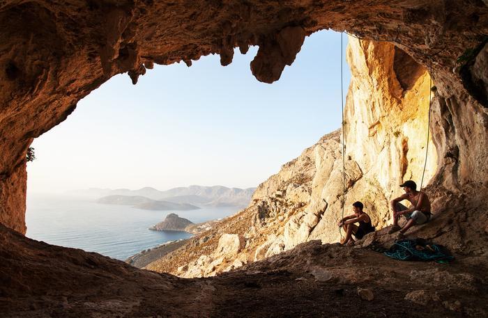 Wspinanie na Kalimnos