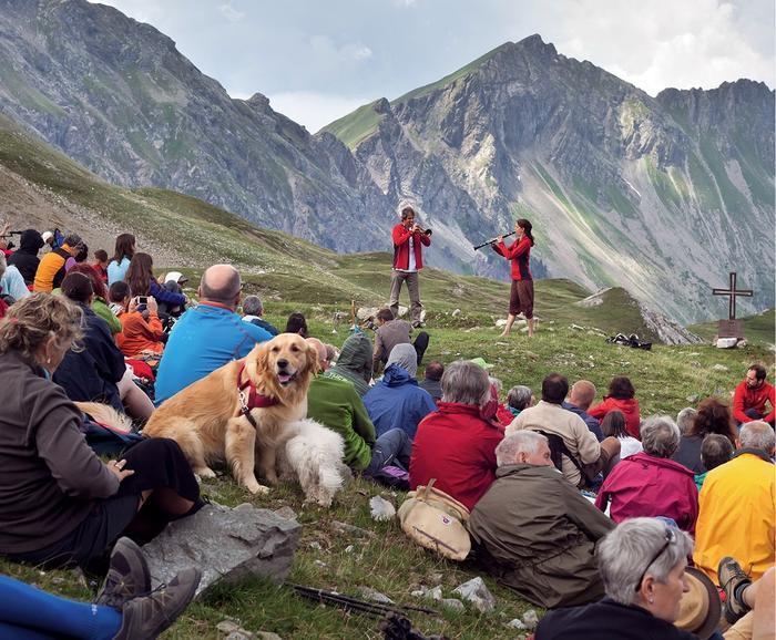 Festiwal I Suoni delle Dolomiti
