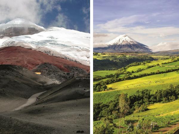 Wulkan Cotopaxi, Ekwador