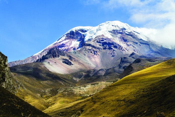 Chimborazo, Ekwador