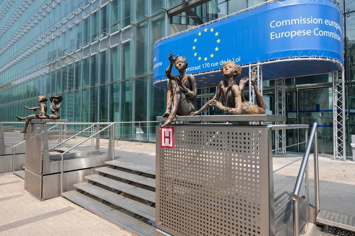 Berlaymont, siedziba KE
