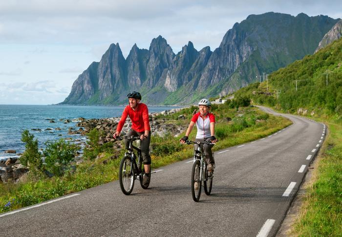 Skandynawia rowerem