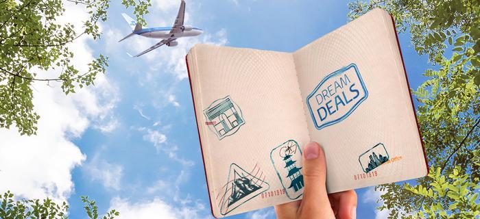 Upoluj wymarzone wakacje z Air France KLM
