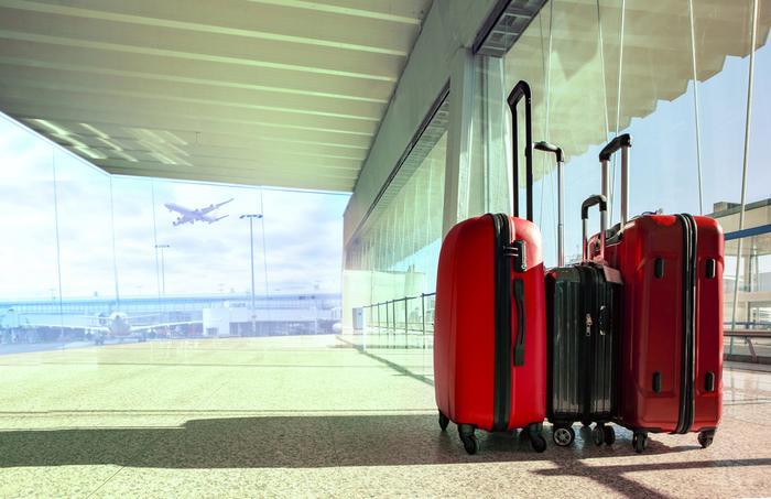 Bagaż na lotnisku