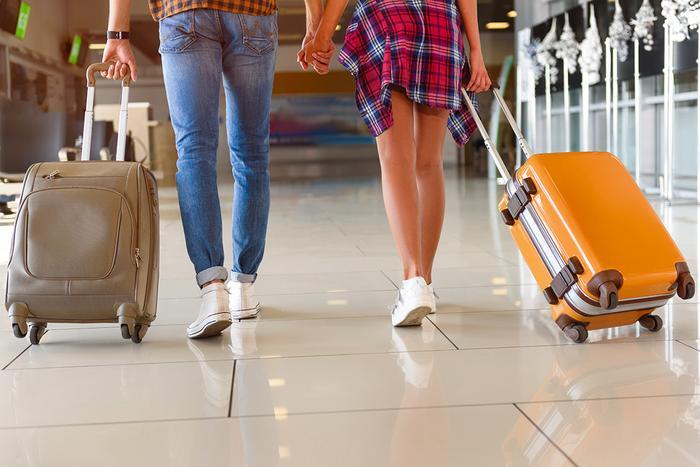 Podróż z walizką