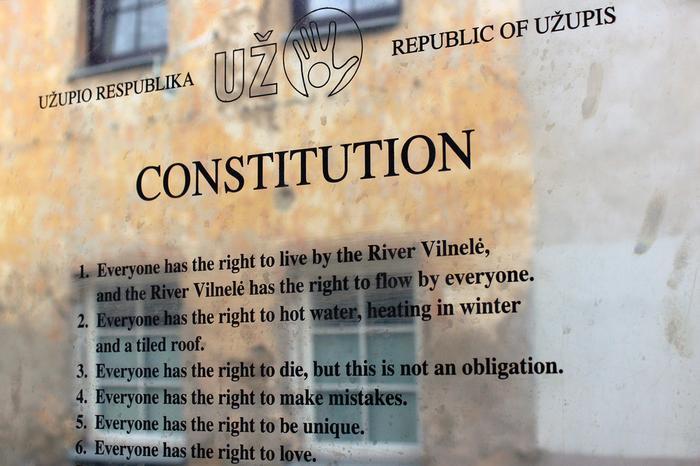 Konstytucja Zarzecza