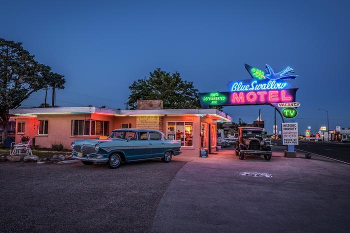 Motel przy Route 66