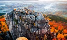 Rudawy Janowickie jesienią