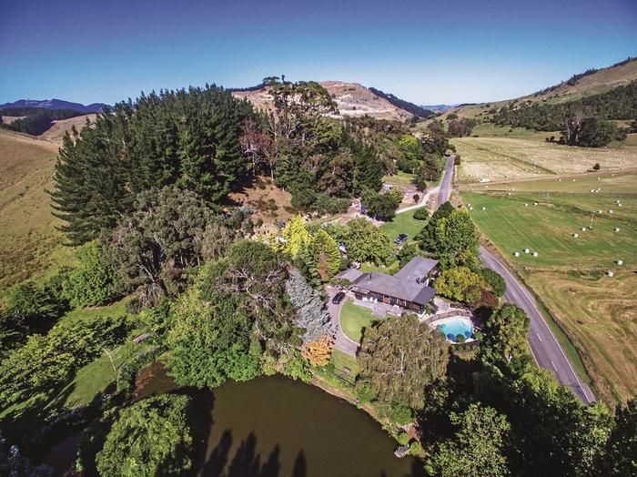 Farma w Nowej Zelandii