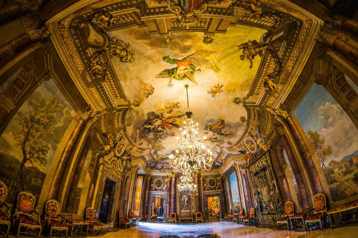 Palazzo Colonna w Rzymie