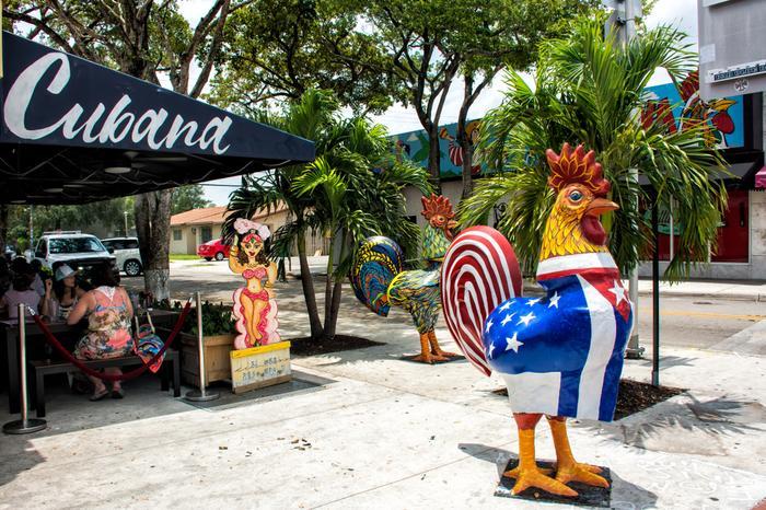 Calle Ocho (Mała Hawana)