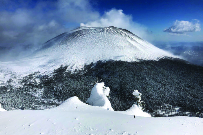 Japonia - królowa śniegu