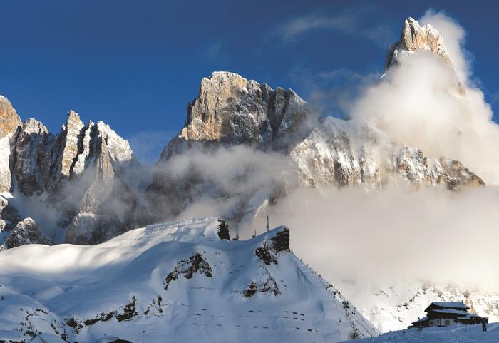 Włochy: śnieg, słońce i homary