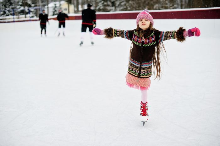 Propozycje na ferie zimowe: Lodowisko