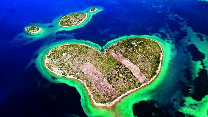 Serca świata: Wyspa Galešnjak