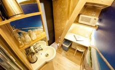 Najmniejszy apartament świata powstał w Krakowie