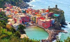 Cinque Terre na Riwierze Liguryjskiej