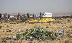 Katastrofa lotnicza w Etiopii