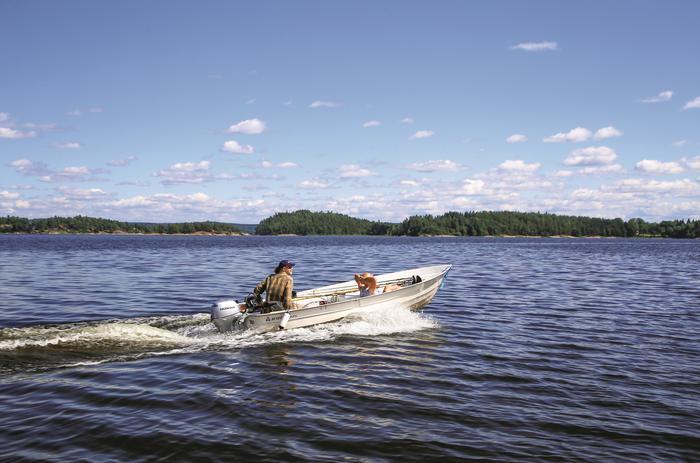 Jezioro Mjörn