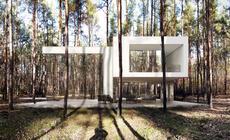 Niewidzialny dom pod Warszawą FOT. wiz. REFORM Architekt Marcin Tomaszewski